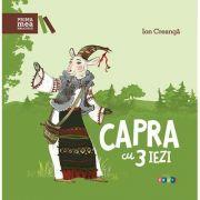 Capra cu 3 iezi - Ion Creanga