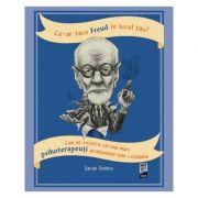 Ce-ar face Freud în locul tău? Cum ar rezolva cei mai mari psihoterapeuți problemele tale cotidiene - Sarah Tomley