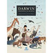 Darwin. Expeditia pe Beagle - Fabien Grolleau