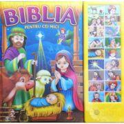 Biblia pentru cei mici, carte cu sunete