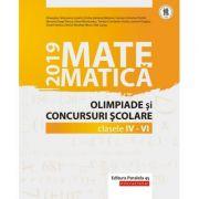 Matematică. Olimpiade şi concursuri şcolare clasele IV-VI (2019) - Gheorghe Cainiceanu