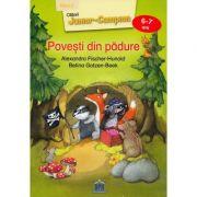 Povesti din padure - Alexandra Fischer-Hunold