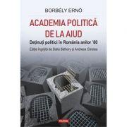 Academia politică de la Aiud - Borbely Erno
