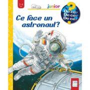 Ce face un astronaut? - Peter Nielander