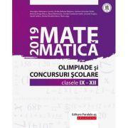 Matematica pentru clasele 11-12. Olimpiade si Concursuri Scolare 2019 - Cainiceanu Gheorghe
