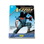 Superman action comics. Superman si omul de otel. Volumul I - Grant Morrison