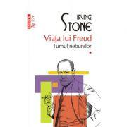 Viața lui Freud. Vol. I+II. Turnul nebunilor. Paria (ediție de buzunar) - Irving Stone