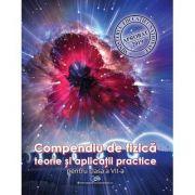 Compendiu de fizica. Teorie si aplicatii practice pentru clasa a VII-a - Gabriela Bostan Carmen