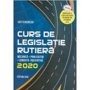 Curs de legislatie rutiera 2020 pentru obtinerea permisului de conducere auto - Dan Teodorescu