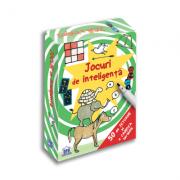 Jocuri de inteligenta - 50 de jetoane - Philip Kiefer