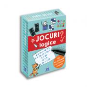 Jocuri logice - 50 de jetoane - Philip Kiefer