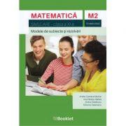 Matematica M2 Tehnologic - Clasa 11 - Simulare - Andra Carmina Michai