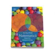 Matematica pentru clasa a V-a. Semestrul II. Clubul matematicienilor - Marius Perianu