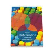 Matematica pentru clasa a VII-a. Semestrul II. Clubul matematicienilor - Marius Perianu