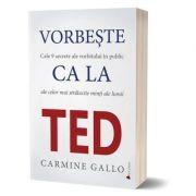 Vorbeste ca la TED - Carmine Gallo