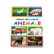 Prima mea carte. Animale