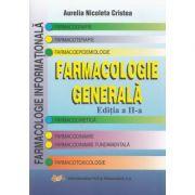 Farmacologie generala Ed. 2 - Aurelia Nicoleta Cristea