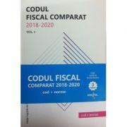 Codul fiscal comparat 2018 - 2020 (3 volume) - Nicolae Mandoiu