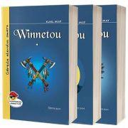 Winnetou. Set 3 volume - Karl May