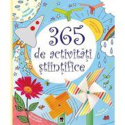 365 de activitati stiintifice si distractive - Minna Lacey