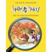 Agatha Mistery. Jaf la cascada Niagara - Steve Stevenson