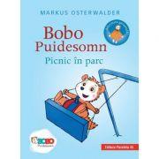 Bobo Puidesomn. Picnic în parc - Povești ilustrate pentru puișori isteți - Markus Osterwalder