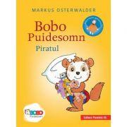 Bobo Puidesomn – Piratul - Markus Osterwalder