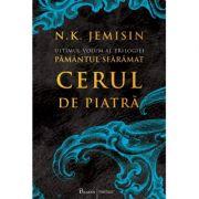 Cerul de piatra - Pamantul sfaramat, vol. 3 - N. K. Jemisin