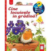 Cine locuiește în grădină? - Patricia Mennen