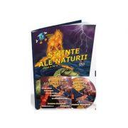 Stiinte ale naturii, pentru clasa a IV-a (Contine CD cu soft educational)