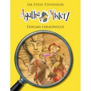 Agatha Mistery. Enigma Faraonului - Steve Stevenson