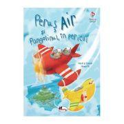 Perus Air si Pangolinul, in pericol - Daniel Howarth