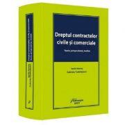 Dreptul contractelor civile si comerciale. Teorie, jurisprudenta, modele - Vasile Nemes