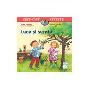 Luca și suzeta - Sabine Choinski
