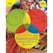 Matematica, caiet pentru vacanta de vara clasa a VII-a. Clubul matematicienilor (2020) - Marius Perianu