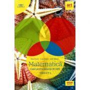 Matematica, caiet pentru vacanta de vara clasa a V-a. Clubul matematicienilor (2020) - Marius Perianu