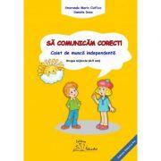 Sa comunicam corect! Grupa mijlocie - Smaranda Maria Cioflica