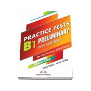 B1 Preliminary For Schools Practice Tests. Class CDs, set of 5 - Jenny Dooley