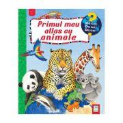 Primul meu atlas cu animale - Andrea Erne