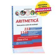 Aritmetica, teme pentru centre de excelenta, clasa a V-a - 233 modele de probleme rezolvate. 1168 probleme semnificative pentru olimpiade, concursuri si centre de excelenta (2020) - Artur Balauca