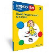 Invat despre culori si forme