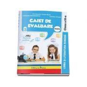 Limba si literatura romana. Caiet de evaluare pentru clasa a III-a - Vasile Molan