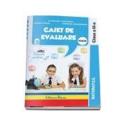 Matematica. Caiet de evaluare pentru clasa a III-a - Vasile Molan