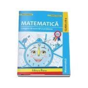 Matematica si explorarea mediului. Culegere de exercitii si probleme ilustrate pentru clasa a III-a - Elena Stefanescu