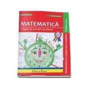 Matematica si explorarea mediului. Culegere de exercitii si probleme pentru clasa a II-a - Elena Stefanescu