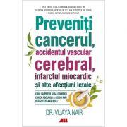 Preveniți cancerul, accidentul vascular cerebral, infarctul miocardic și alte afecțiuni letale - Nair Vijaya