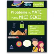 Probleme de mate pentru mici genii, clasa a IV-a