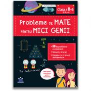 Probleme de mate pentru mici genii, clasa a II-a