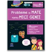 Probleme de mate pentru mici genii, clasa a III-a