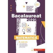 Bacalaureat Matematică 2021 M_Mate-Info - Gheorghe Iurea